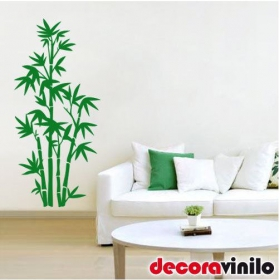 Planta Bambú - 55x120 cm