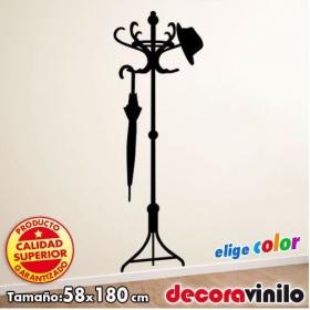 Perchero Elegante - 58X180 cm