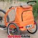 Mini Matrículas carrito bebé y bicicletas - 20x8 cm