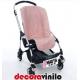 Matrícula - Placa carrito bebé y bicicletas - Personalizable con motivo decorativo y nombre - 20x8 cm