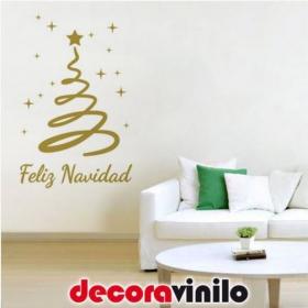 Árbol de Navidad - 54x83 cm