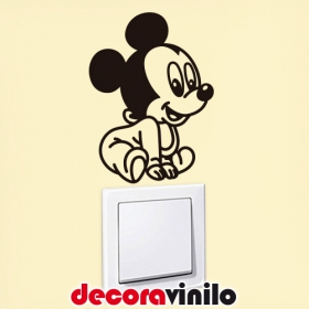 Mickey Mouse 8x11cm IN02