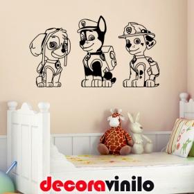 Patrulla canina - 100x56 cm N17