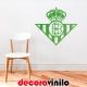 Vinilo del Escudo Sevilla Fútbol Club
