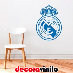 Vinilo del Escudo Real Madrid