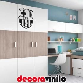 Vinilo del Escudo Fútbol Club Barcelona