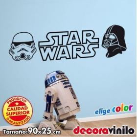 Star Wars - Guerra de las Galaxias - 90x25 cm